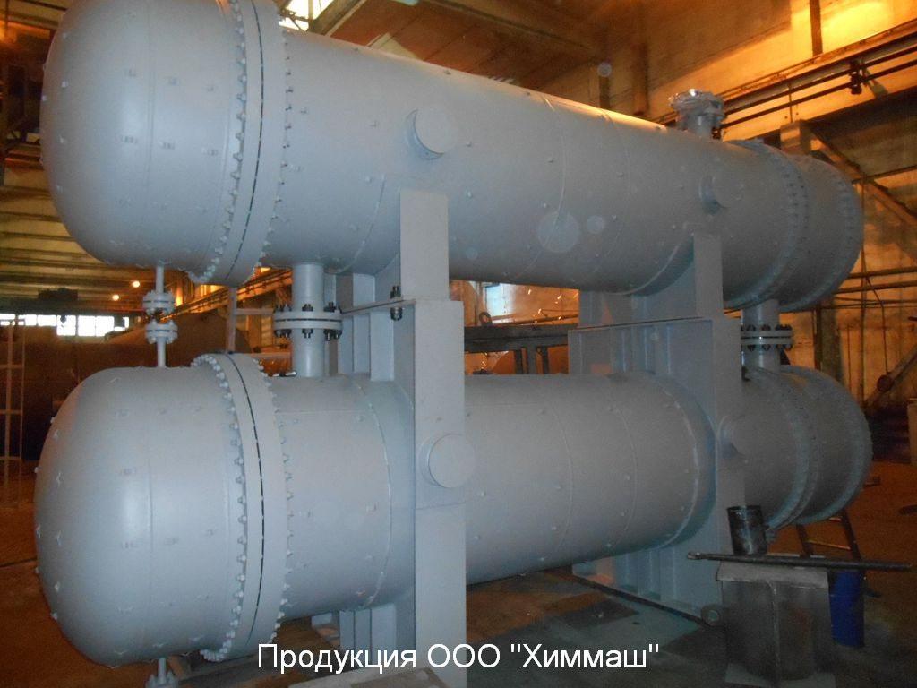 Теплообменник кожухотрубный (кожухотрубчатый) типа ИНВ Челябинск Кожухотрубчатые подогреватели сетевой воды (ПСВ) Подольск